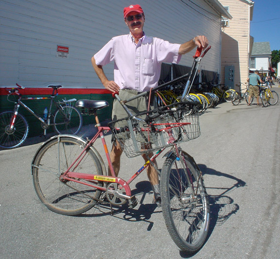 Mackinac Island Bike Shop |Mackinac Island Bicycle Cafe