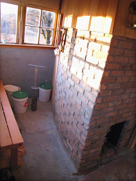 Projectgadget Build A Sauna In Your Shack