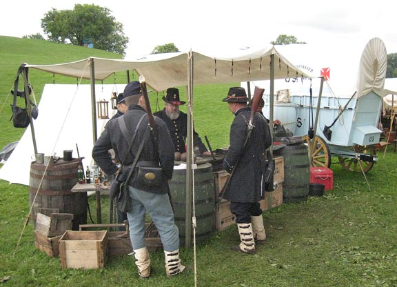Culture / Jackson's Civil War Muster: Biggest, Oldest in Midwest