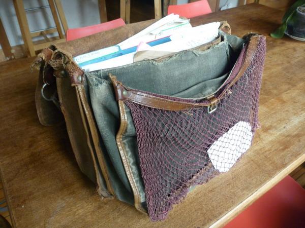 Inside Mike S Old Bag