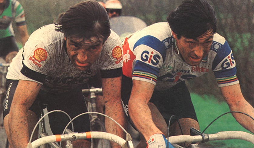 Ultimate roadies. Moser and LaSalle. Game on.